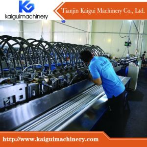Roll Forming Machine for India Silhouette T Bar pictures & photos