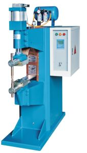 Medium Frequency Spot Welder (25KW/35KW/40KW/60KW/80KW) pictures & photos