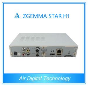 DVB Satellite Receiver Zgemma-Star H1 DVB-C Satellite TV pictures & photos
