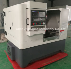 High Spinlde Speed Horizontal Metal CNC Lathe Machine Ck36L pictures & photos