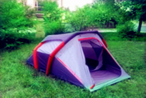 Infalatable Camping Tent for 4 Person pictures & photos