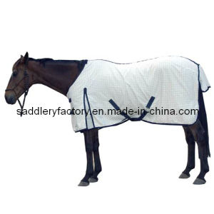 Ripstop Polyester for Summer Horse Rug (SMR3242) pictures & photos