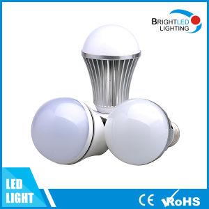 2014 Shanghai Aluminum and Plastic E14 E27 LED Bulb pictures & photos