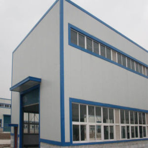 Prefabricated Steel Structure Building for Industry/Agriculture pictures & photos