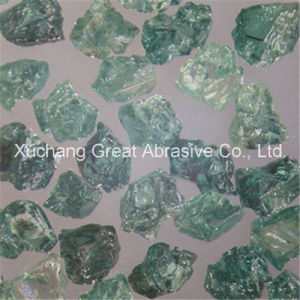 Green Silicon Carbide for Vitrified Bonded Grinding Wheels F24