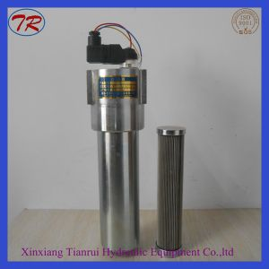 Pha060 Stainless Steel 42MPa High Pressure Hydraulic Line Filter pictures & photos