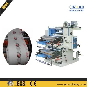 Plastic PE Bag Flexographic Printing Machine (YT) pictures & photos