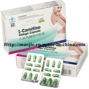 High Effect Ginkgo L-Carnitine Weight Loss Slimming Capsule (MJ-L89) pictures & photos