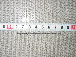 Stainless Steel 304 Knitted Mesh pictures & photos