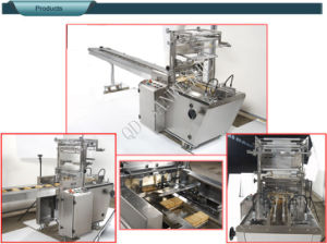 China Factory Over Wrapping Type Packing Machine pictures & photos