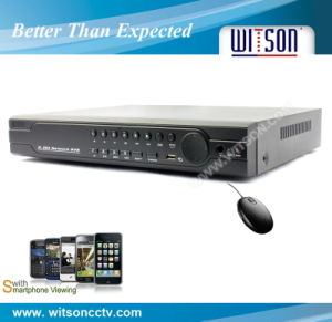 Witson 8 CH Full D1 Standalone DVR, HDMI, 1080p Display (W3-D3308HT) pictures & photos