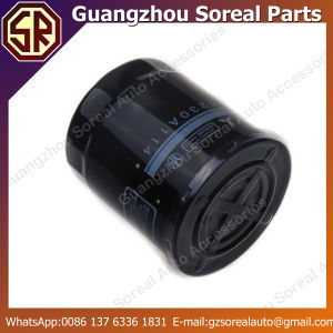 Auto Oil Filter 1230A114 for Mitsubishi L200 Kb4t Ka4t Kh4w pictures & photos