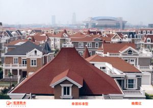 Asphalt Roof Tile with Good Quality, Cheap Price pictures & photos