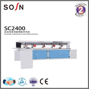 Sosn Factory Automatic Multi Function Side Driller pictures & photos