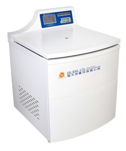 High Quality Dl8m-12L Super Large Capacity Refrigerated Centrifuge with CE&ISO pictures & photos