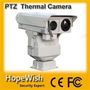 Night Vision IP Infrared PTZ Thermal Imager Camera for Railway Surveillance pictures & photos