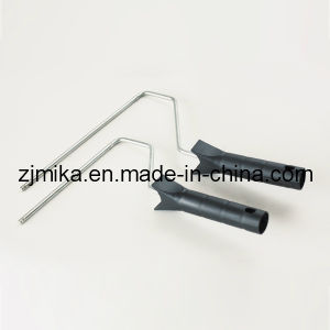Black Plastic Handle Paint Roller Frame pictures & photos