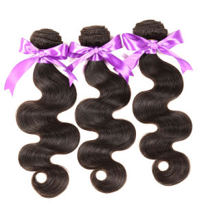 Malaysia Virgin Hair Body Wave 4 Bundles Rosa Hair Products 8A Grade Virgin Unprocessed Human Hair Wet and Wavy Virgin Hair pictures & photos