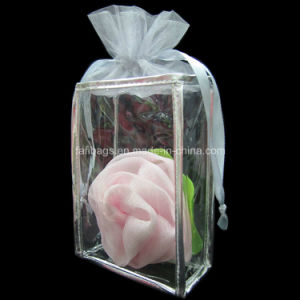 PVC String Cosmetic Gift Bag pictures & photos