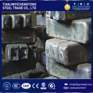 Ready Stock Rimmed Steel Ingot-Purity Iron Ingot pictures & photos