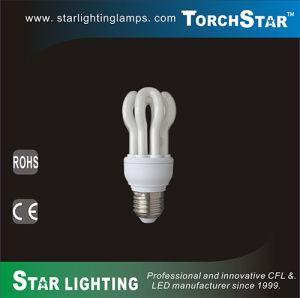 2700k 4200k 6500k 13W CFL Lotus Energy Saving Lamp