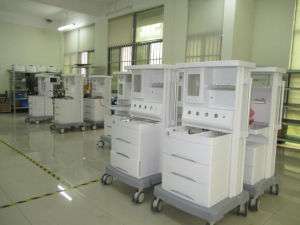 Medical Anaesthesia/Anesthesia Machine Ljm 9900 with Ce Certificate pictures & photos