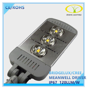 150W IP67 COB LED Road Light with Meanwell Driver pictures & photos