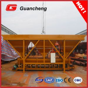 Pl1600 Electric Concrete Aggregate Batching Machine for Sale pictures & photos