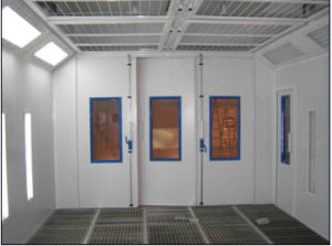 Spray Painting Chamber CE Marked Spray Booth pictures & photos
