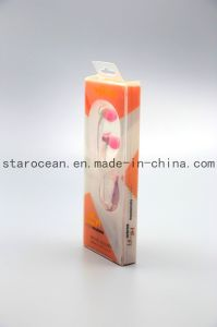 Pet Blister Packaging Box with Paper Box pictures & photos