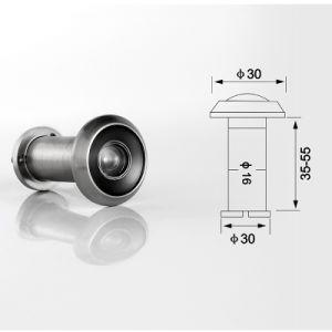 Architectural Hardware Door Hardware Door Viewer in Zinc Alloy pictures & photos