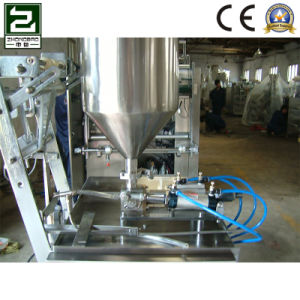 Sachet Tomato Paste Four-Side Sealing and Multi-Line Packing Machine pictures & photos