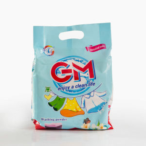 Chinese High Foam Washing Powder Factory pictures & photos