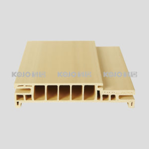 Hot Sale Eco-Friendly WPC Door Frame with SGS Certificates (PM-160K) pictures & photos