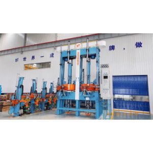 Hydraulic Vulcanizer (SRC235-55SP-OP/COM)