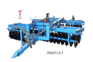 Folding Light-Duty Disc Harrow (1BQ-5.4) pictures & photos