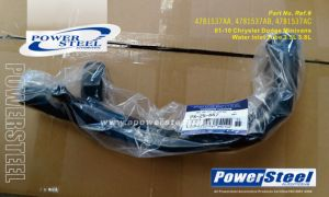 Water Pump Inlet Tube for Chrysler #4781537AA, 4781537ab, 4781537AC pictures & photos