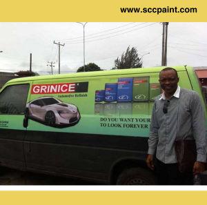 2k Solid Colous Automotive Paint pictures & photos