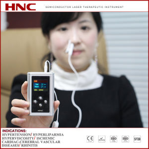 Intranasal Laser Therapy in Treatment of Allergic Rhinitis, Nasal Sinusitis, Nasal Polyps pictures & photos