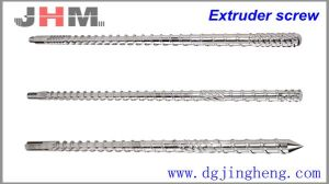 Single Extruder Screw for Extruder Machine pictures & photos