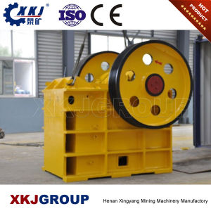 High Manganese Steel Plate Jaw Crusher for Gypsum pictures & photos