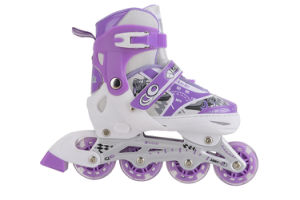 Purple Color Roller Skates with High Quality