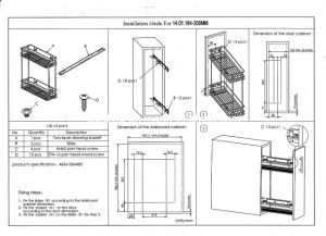 Deep Pull Outpull-out Closet Chrome Baskets pictures & photos