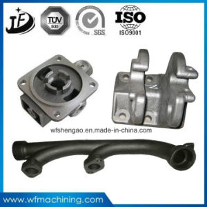 Cast Ductile Iron Casting Parts with Green Sand Casting Process pictures & photos