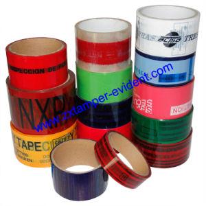 Custom Taper Evidence Tape (zx119)