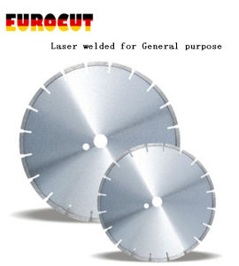 General Purpose Laser Welded Diamond Saw Blade