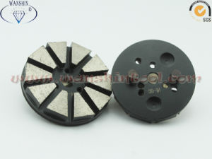 Diamond Segment Metal Floor Polishing Pad pictures & photos