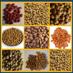 Automatic Dry Method Dog Food Making Machine pictures & photos