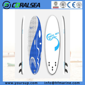 "PVC Plastic Material Surf Board (Classic10′6"") pictures & photos"