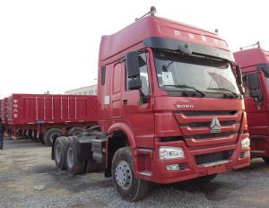 Tractor Head/ Truck Head/ Horse/ Prime Mover, 371HP, Rhd/LHD, Euro II, Sinotruck HOWO A7 10 Wheels 6X4 Tractor Truck pictures & photos